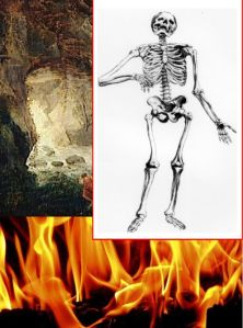 costin-tuchila-berlioz-grota-lupilor-schelet-foc-bengal