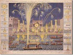 costin tuchila handel water music music for royal fireworks london baroc muzica secol XVIII efecte