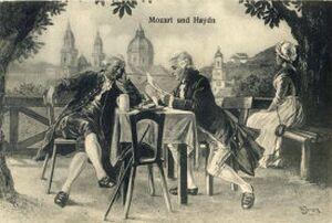 costin tuchila haydn mozart clasicism spirit inovator viitor simfonia