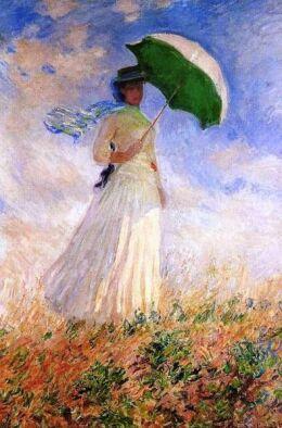 costin tuchila florin mugur destin femeia cu umbrela claude monet rege travesti oglinda fatalitate