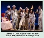 leonce si lena teatrul de comedie bucuresti2009