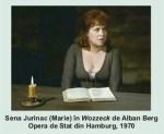 sena jurinac wozzeck alban berg hamburg1970