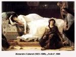 alexandre cabanel fedra pictura francezaacademism