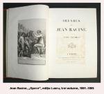 jean racine opere editia luvru 1801 pagina de garda editiiclasice