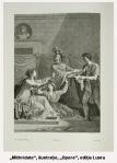 racine mithridate scena teatru editia luvru ilustratie secolulXIX