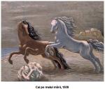 giorgio de chirico cai pe malulmarii