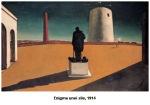 Giorgio de Chirico Enigma unei zile1914