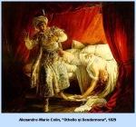 Othello si Desdemona Alexandre-Marie Colin1829