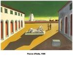 pictura metafizica piazza-d-italia-1969-de-chirico