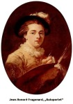 fragonard autoportret