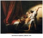 zavorul fragonard 1777