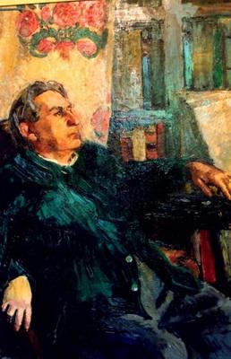 portretul lui calinescu de alexandru ciucurencu