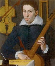 primul portret al lui monteverdi circa 1597